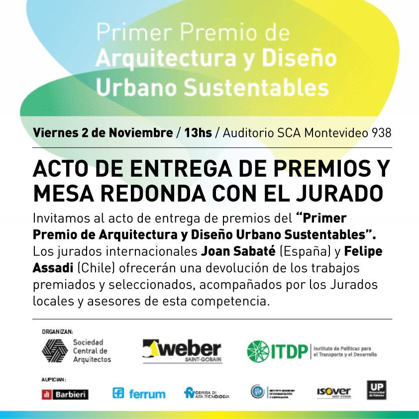 1er premio de arquitectura y dise o urbano sustentable for Blog arquitectura y diseno