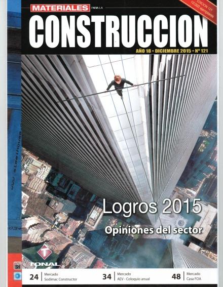 Tapa Revista Materiales